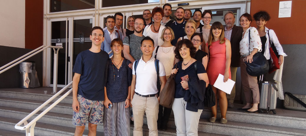 Bicocca – Sixth Day of the Summer School