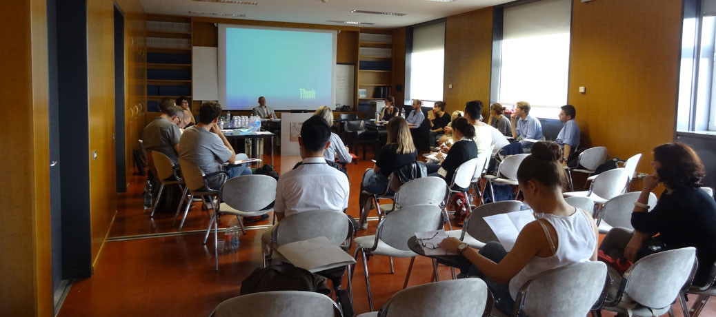 Bicocca – Fourth Day of the Summer School